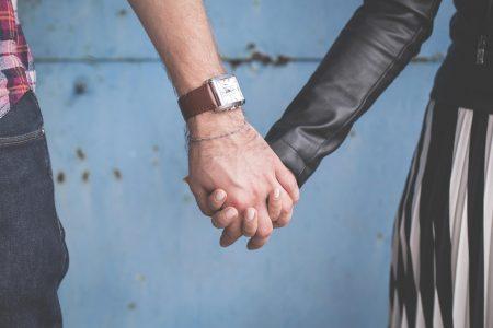 תקשורת טובה בין בני זוג
