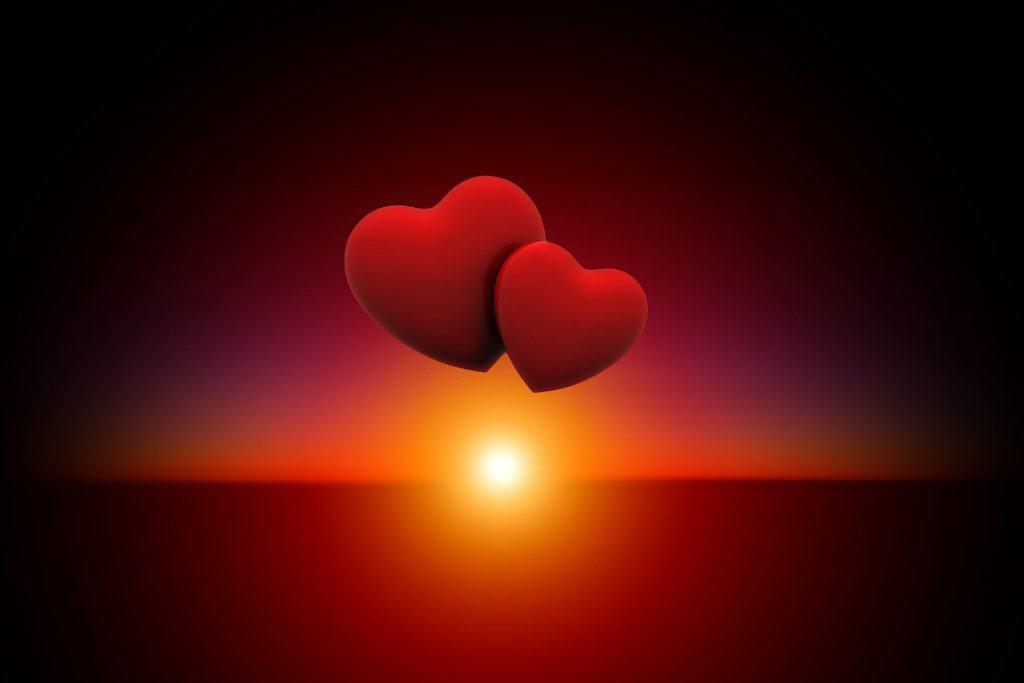 האהבה