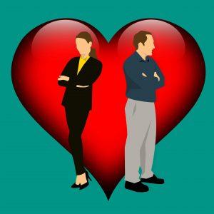 מגשרת גירושין