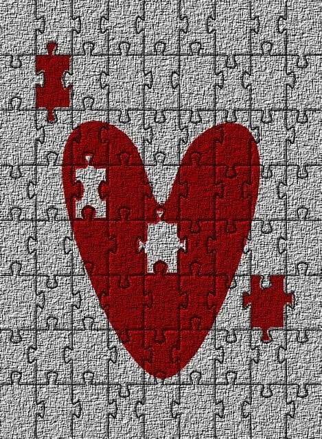 חלקי האהבה
