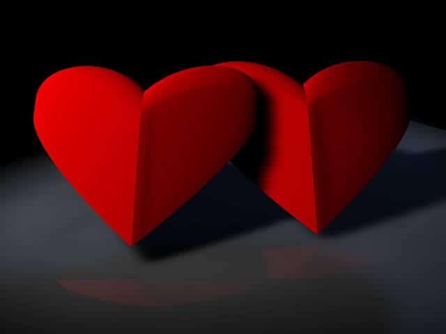 סימן חזק של אהבה