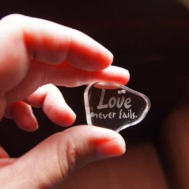 פחד מאהבה
