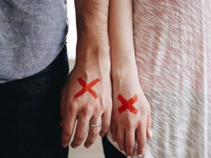 חוסר התאמה בין בני זוג