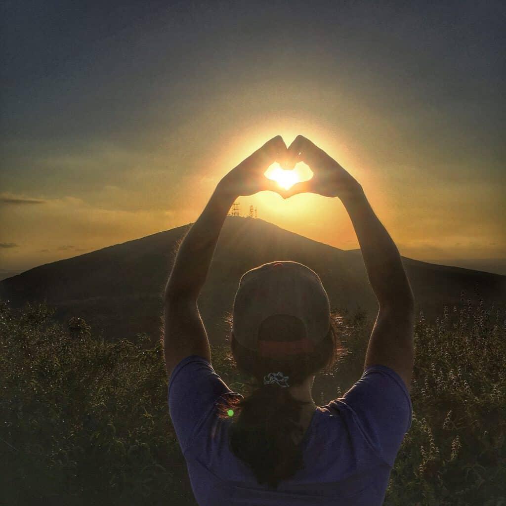 אהבה בהרים