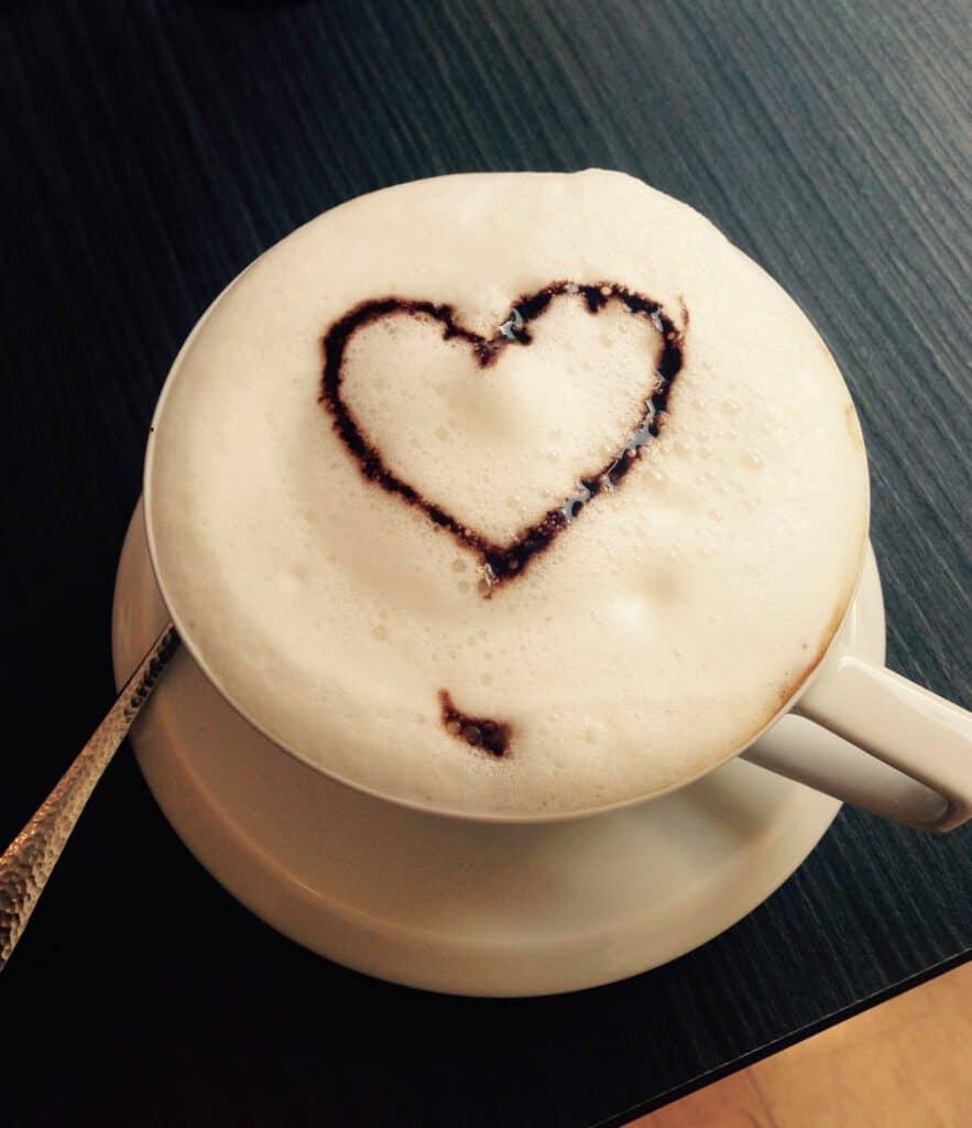 קפה של אהבה בזוגיות