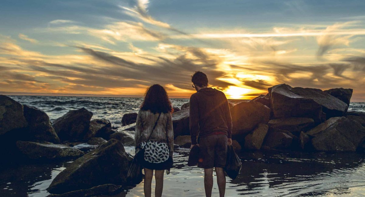 זוג אוהב לנצח