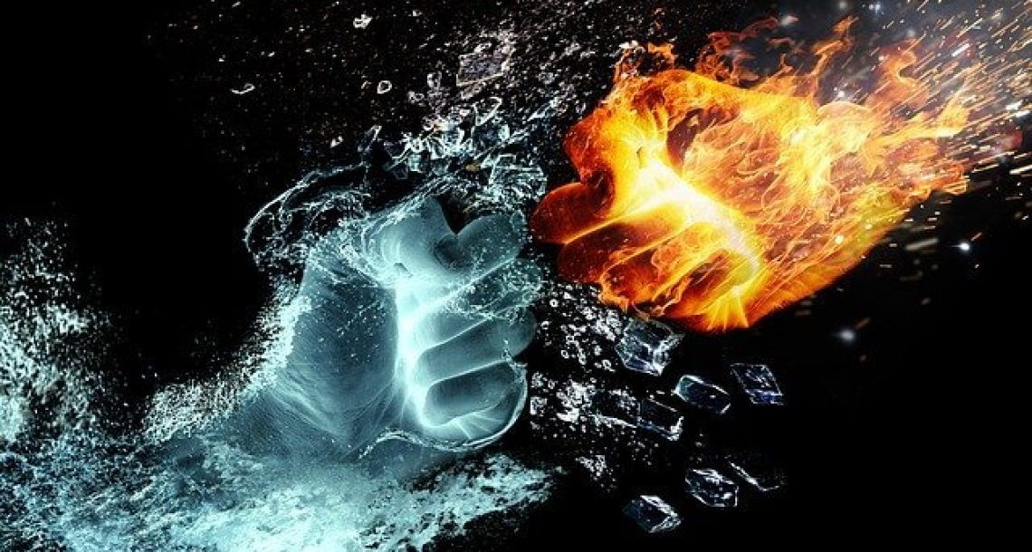 מהי הגבול בין אהבה לשנאה?