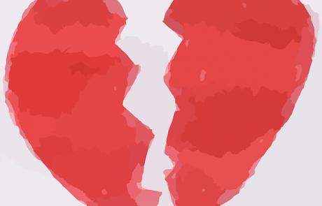 ארבעת ההוכחות המחקריות של שברון לב מאהבה